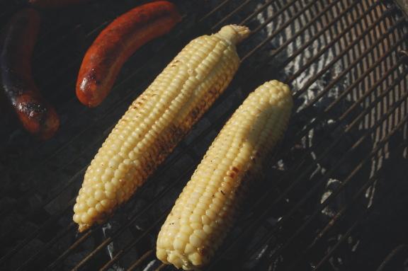 grilled corn savvyhousekeeping