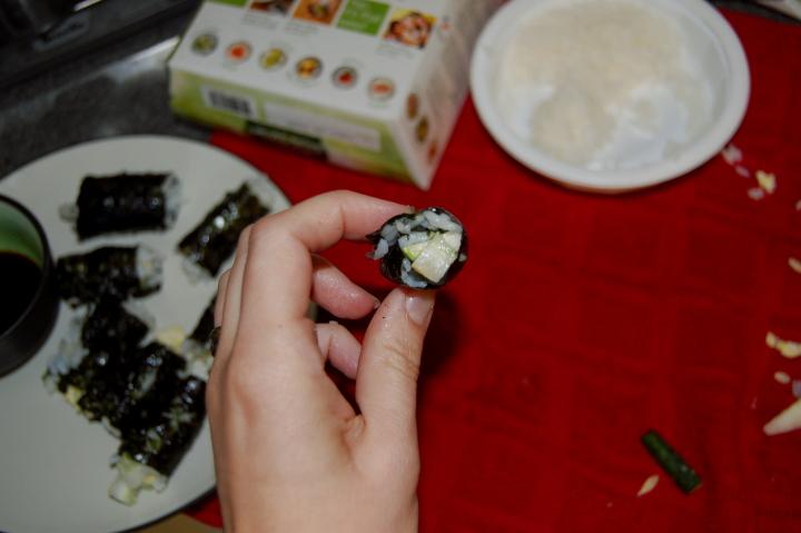 sushi kit savvy housekeeping