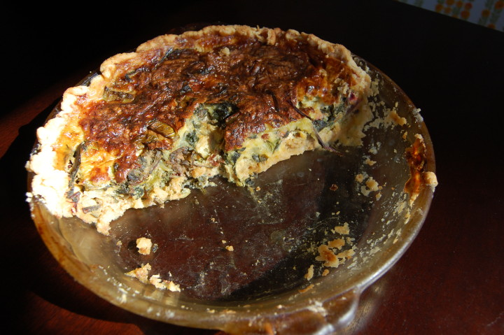 savvy housekeeping vegetable quiche