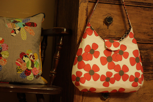 savvy housekeeping make a purse