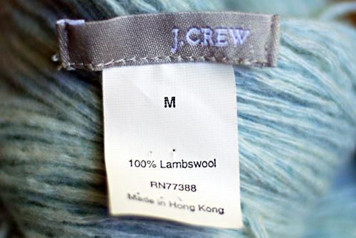 savvyhousekeeping recyclced yarn