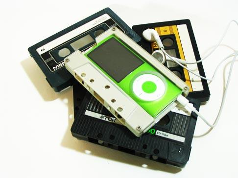 savvyhousekeeping ipod cassette