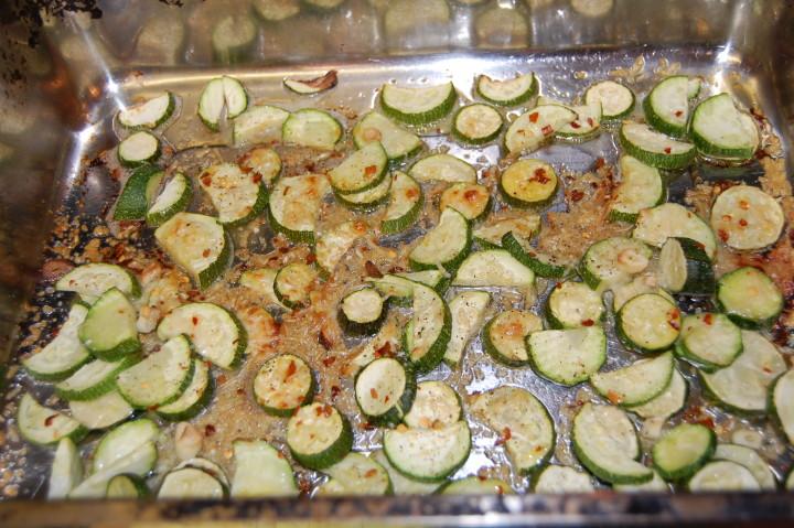 savvyhousekeeping homemade zucchini ravioli