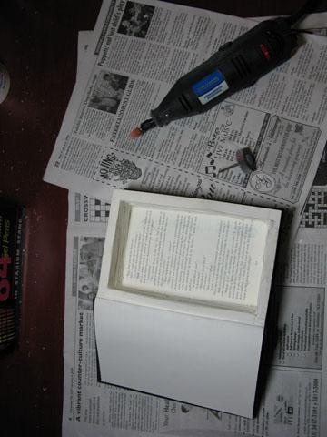 savvyhousekeeping hide in a book