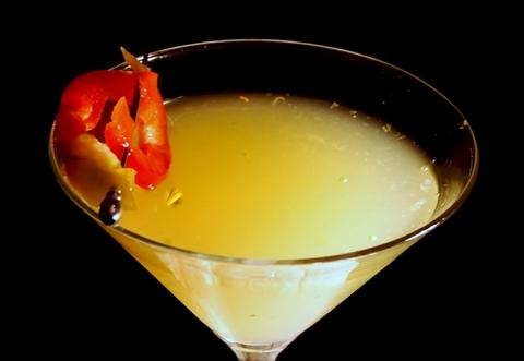 savvyhousekeeping bell pepper cocktail
