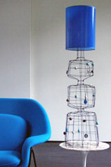 savvyhousekeeping wire lamp