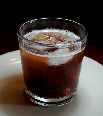 savvyhousekeeping halloween cocktail deadly nightshade