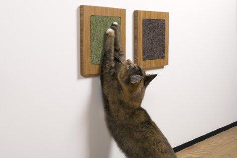 savvyhousekeeping attractive cat scratcher