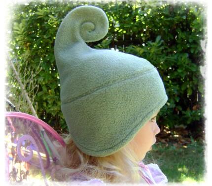 savvyhousekeeping green bean hat baby