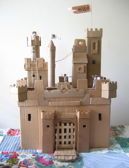savvyhousekeeping cardboard box toy play child children kids
