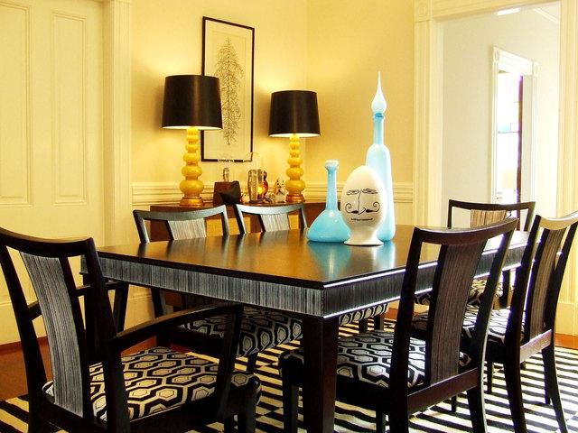 savvyhousekeeping house tour dining room