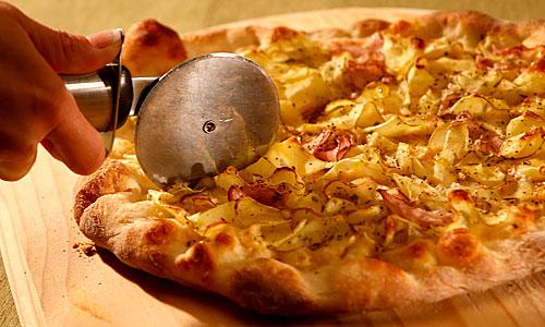 savvyhousekeeping potato pizza
