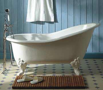 savvyhousekeeping antique bathtub
