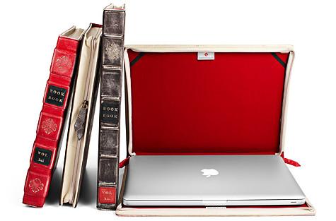 savvyhousekeeping laptop case from book