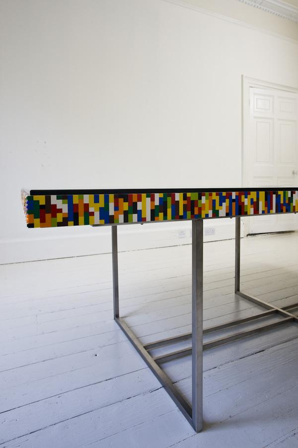 savvyhousekeeping lego boardroom table