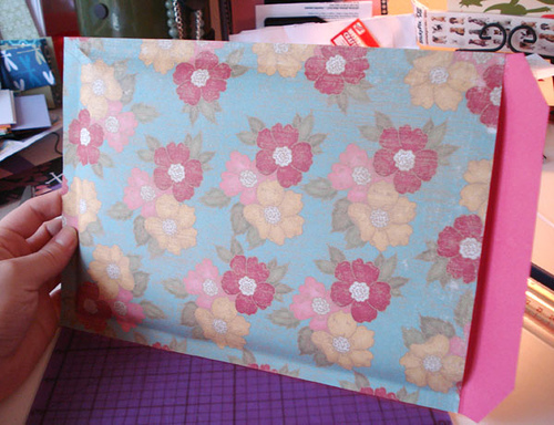 savvyhousekeeping make your own padded bubble envelope