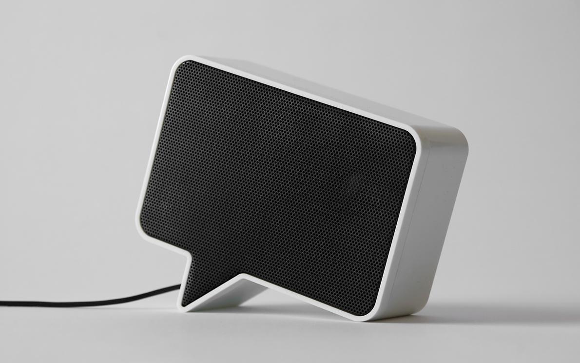 savvyhousekeeping the speak-er mp3 player laptop computer speech bubble