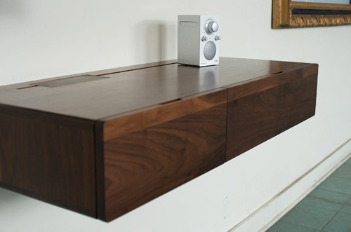 savvyhousekeeping the ledge small space furniture