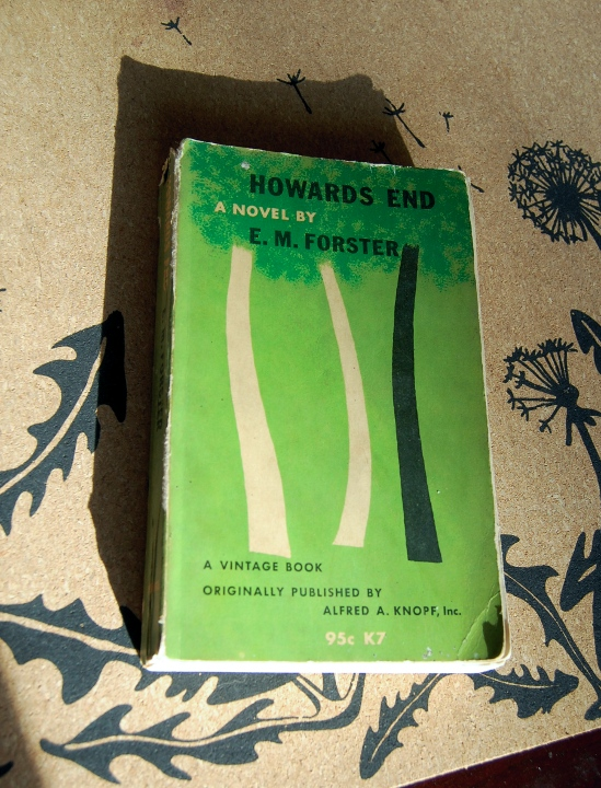savvyhousekeeping thrift store finds old paperbacks howard's end 1921