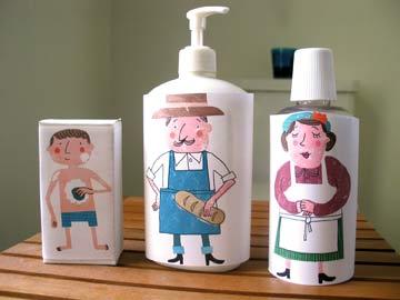 savvyhousekeeping debranding your bathroom keri smith unbranding