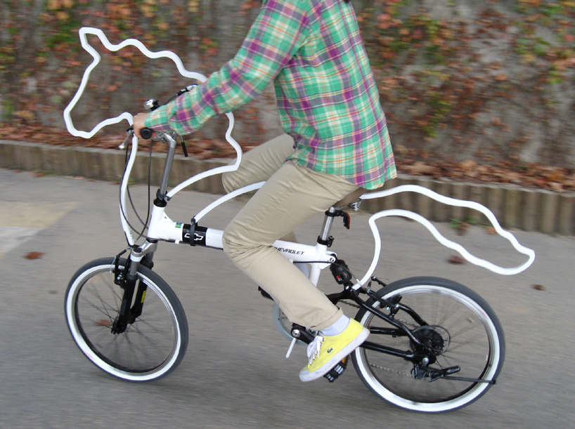 savvyhousekeeping horsey bicycle horse attachment