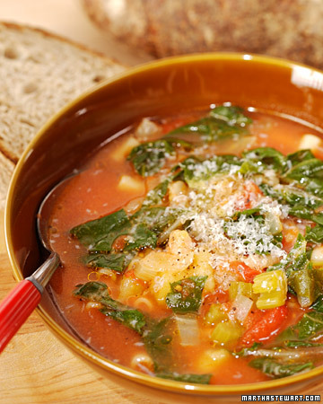 savvyhousekeeping soup recipes minestrone