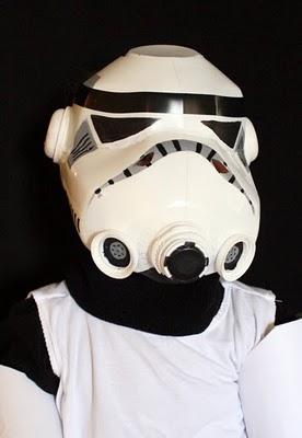 savvyhousekeeping 10 ways to recycle a milk jug storm trooper mask