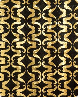 savvyhousekeeping cool unique wallpaper mustache wallpaper mustachio