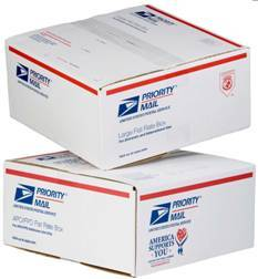 savvyhousekeeping when to use flat rate shipping sending christmas presents in the mail united states post office