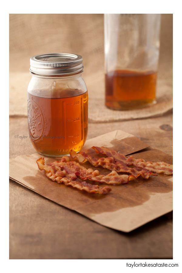 savvyhousekeeping bacon bourbon infusing sourthen make your own diy recipes apple juice cream soda