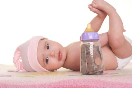 savvyhousekeeping kids baby saving money