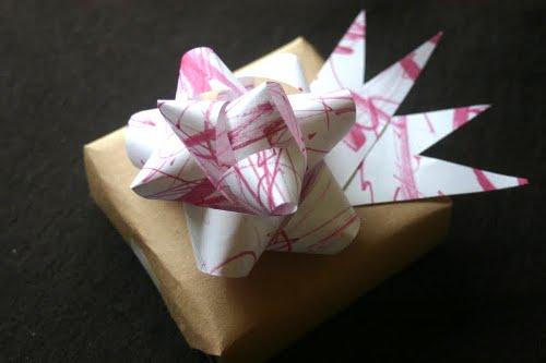 savvyhousekeeping diy gift wrapping