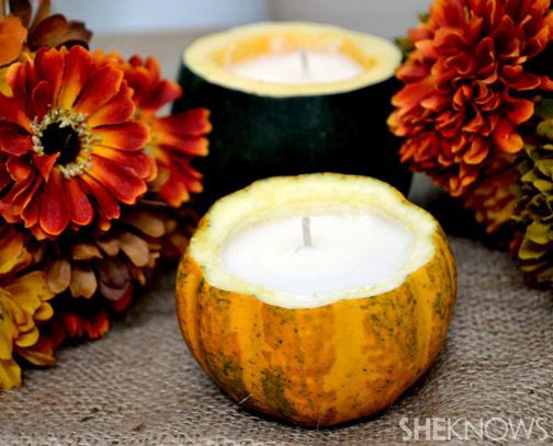 savvyhousekeeping 10 more diy christmas presents gifts pumpkin candles