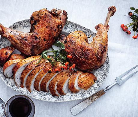 savvyhousekeeping thanksgiving turkey confit