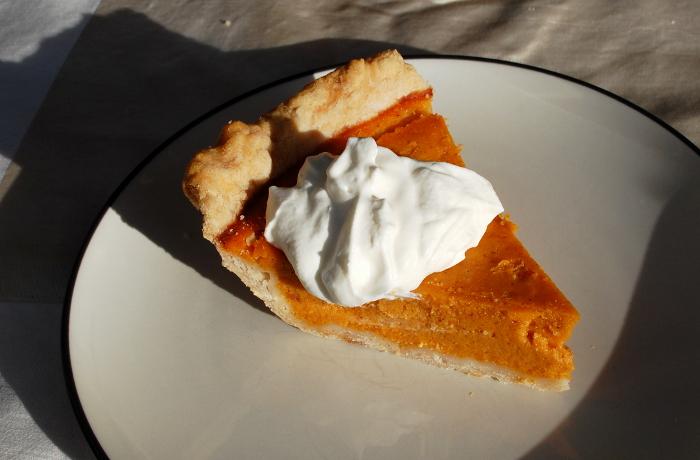 savvyhousekeeping butternut squash pie thanksigiving round-up