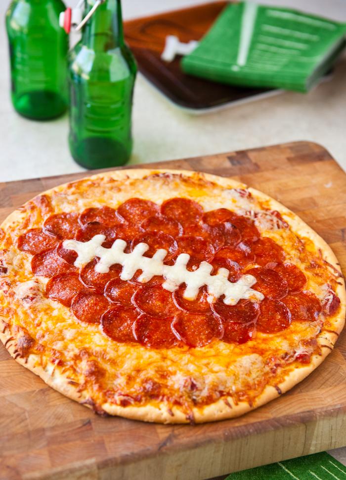 savvyhousekeeping 5 football-shaped super bowl superbowl snacks party